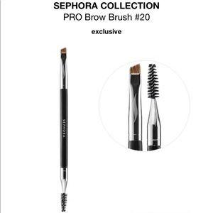 SEPHORA Pro Brow Precision 20 Brush. NWT